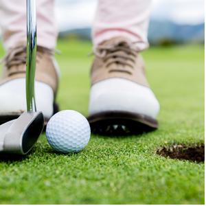 Acceso a Golf